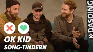 Song-Tindern: OK KID – Lügenhits, Bausa, Kollegah und 3, 4 Bier normal | DASDING Interview