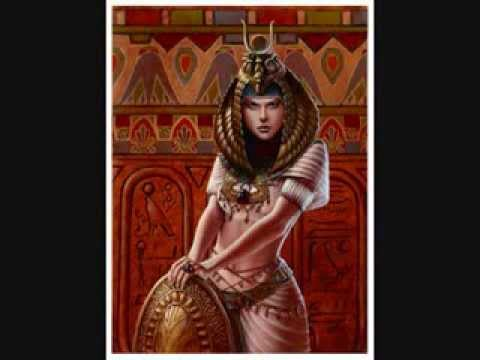 The Egyptian Gods & Goddesses ♥