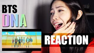 "Video BTS ""DNA"" MV REACTION [i'm literally weak] download MP3, 3GP, MP4, WEBM, AVI, FLV Juli 2018"