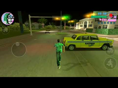 300Mb High Compressed || Gta Vice City on Android || apk+data proof with Gameplay