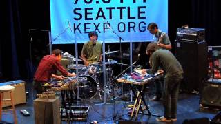Holy Fuck - Latin America (Live @ KEXP Music Lounge)