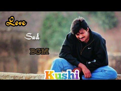 Kushi  Movie Sad HD BGM || Mani Sharma