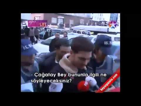 Çağatay Ulusoy, Gizem Karaca, Cenk Eren'e Uyuşturucu Gözaltısında