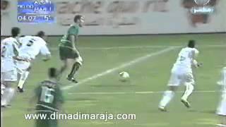 مبارة المغرب 3 الجزائر 1 ربع نهائي كاس افريقيا 2004