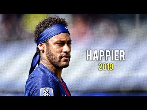 Neymar Jr ► Happier - Marshmello ● Sublime Skills & Goals 2018/19