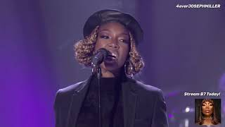 Brandy - Say Something/What About Us? + No Tomorrow