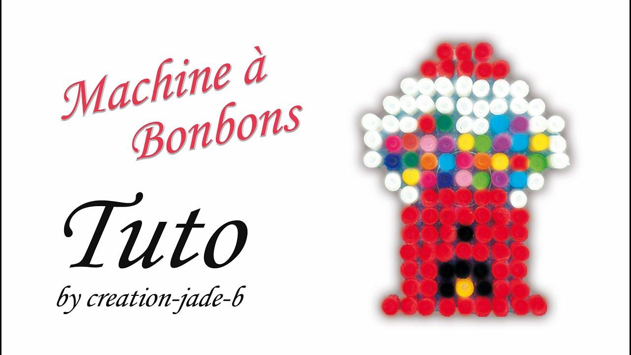 Tuto Perles Repasser Hama Machine Bonbons Youtube
