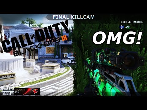 MY BEST BO3 DLC TRICKSHOT!(7 SHOTS!) - BO3 FFA Highlights!