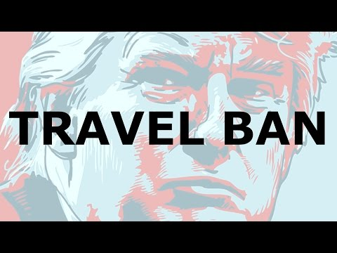 President Donald Trump TRAVEL BAN New Executive Order Administration Reveal Revised Jeff Sessions
