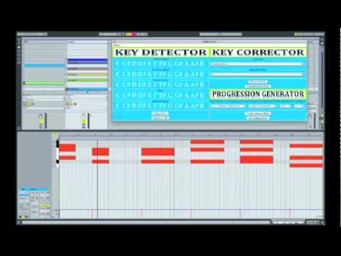 zs001 vst chord progression generator