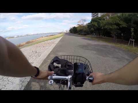 Cycling in Osaka: Konohana Ward _ Tsuneyoshi