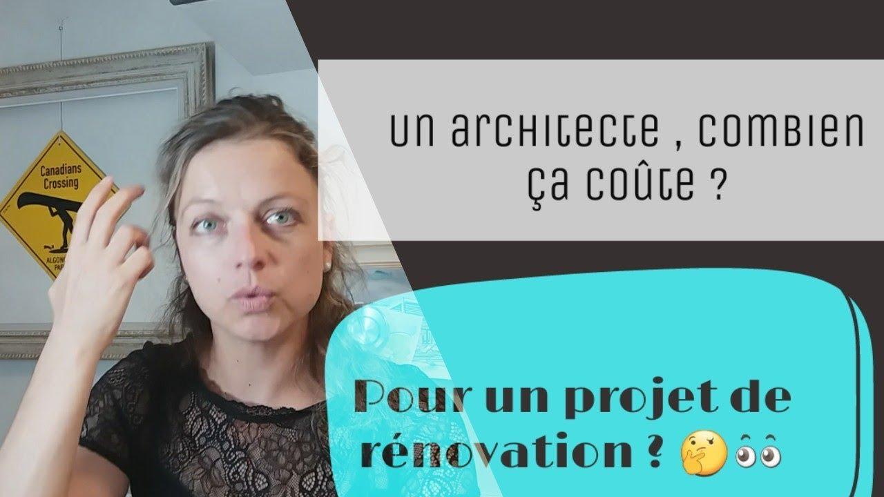 combien co te un architecte pour une r novation. Black Bedroom Furniture Sets. Home Design Ideas