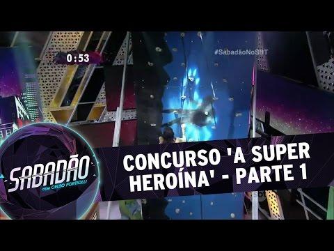 Concurso ´´A Super Heroína`` - Parte 1