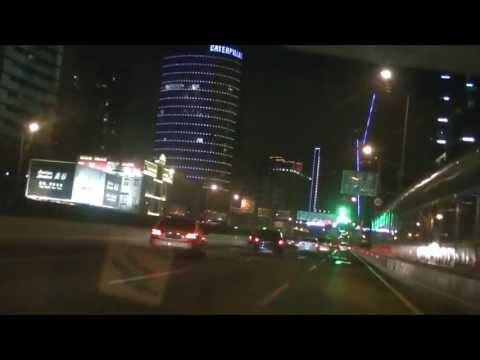 SHANGHAI Night Drive 「上海市夜間巡り」