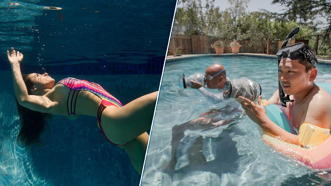 Crash Course on Filming & Photography Underwater