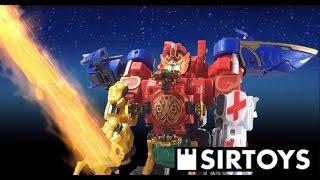 Battle Strike Team Giant Saver Space Deleter : Giant Saver Giant Braver