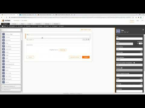 Nintex Forms for Office365 - July 2020 Update - Save and continue