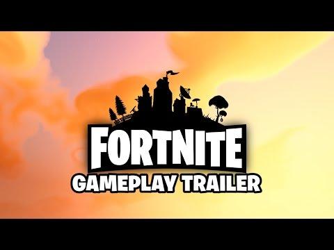 Fortnite Gameplay Trailer
