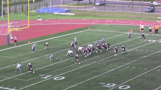Bryan Trulen to Mike Dozier TD