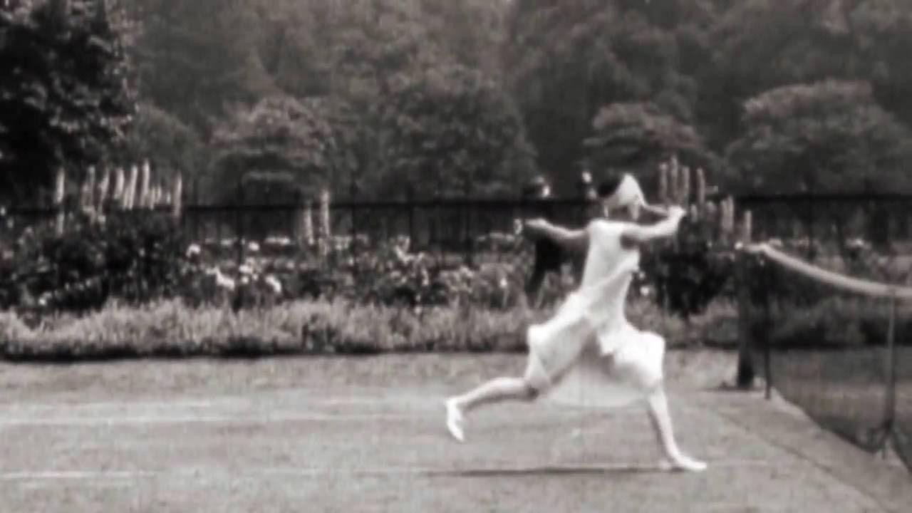 Suzanne Lenglen The First Goddess of Wimbledon
