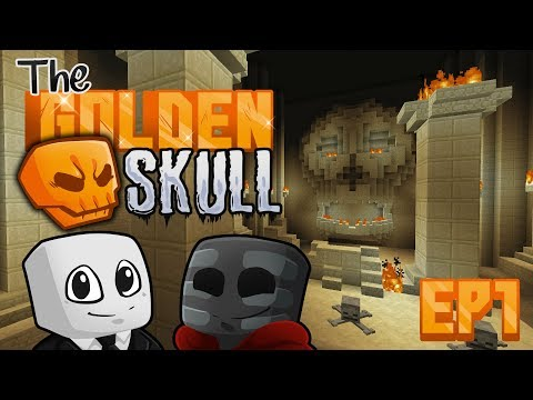 The Golden Skull Ep1, Una aventura increíble