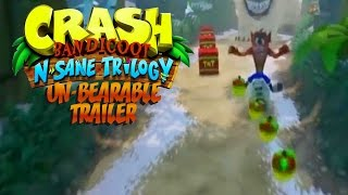 Crash Bandicoot N.Sane Trilogy - Un-Bearable Trailer
