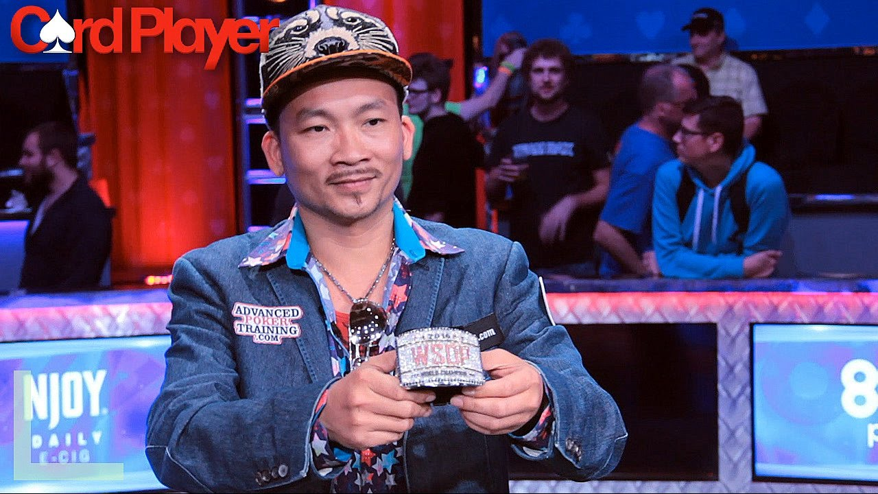 qui nguyen is the 2016 wsop main event champion youtube. Black Bedroom Furniture Sets. Home Design Ideas