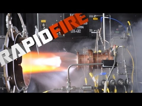RapidFIRE: Hydrogen Rocket Injector Built with Non-Traditional Tech