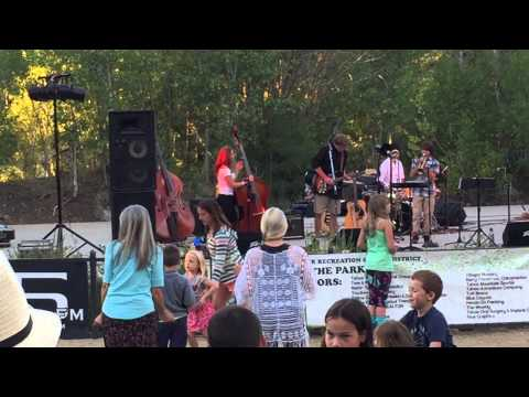 Jazz Cider's entire set at Truckee Regional Park