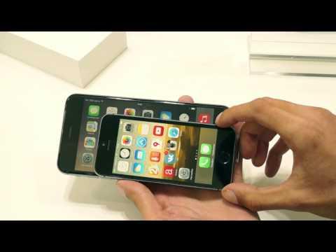 Смотреть онлайн Обзор iPhone 6 Plus. Цена и обзор iPhone 6 Plus в России