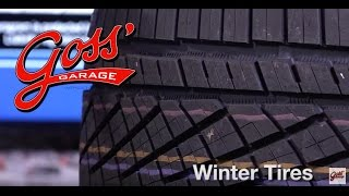 Goss' Garage - Winter Tires