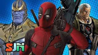 Deadpool 2: Thanos Is Cable?!
