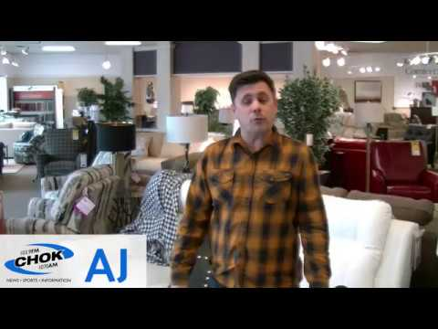 CHOK - Forever Furniture with AJ - Palliser Leather