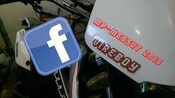 Mp-messuista ja facebook-sivu