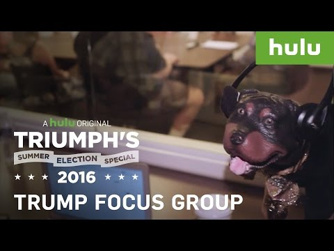 Trump Supporters React to Outrageous Campaign Ads • Triumph's Summer Election Special 2016