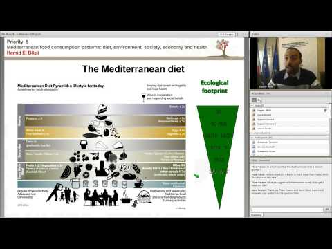 Mediterranean Food Consumption Patterns - December 20th 2012