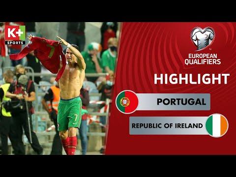 BỒ ĐÀO NHA - CH IRELAND | RONALDO LẬP CÚ ĐÚP, ĐI VÀO LỊCH SỬ BÓNG ĐÁ THẾ GIỚI | VÒNG LOẠI WC 2022