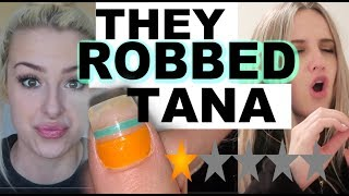 Going To The Worst Reviewed *nail Salon* In My City! *1