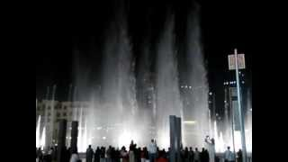 Dubai Fountain - Ezel Soundtrack