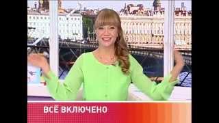 Алла Михеева на 'Пятом канале' (03.07.2014)