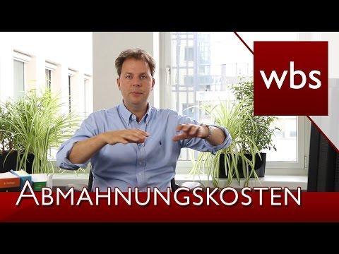 Rückschritt bei den Abmahnkosten? – 200 Euro Lizenzschaden für ein Lied | Kanzlei WBS