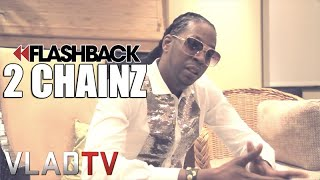 2 Chainz on His Beef with Jack Thriller Over Illuminati Interview (Flashback)