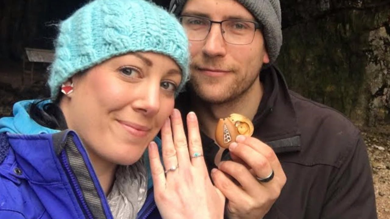 Boyfriend Hid Engagement Ring for a Year Inside Necklace ...