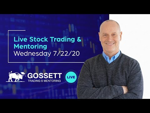 live-stock-trading-&-mentoring---wednesday-7/22/20---during-the-last-hour-of-the-us-stock-market