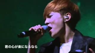 【日本語字幕】EXO-promise 약속  luxion in seoul
