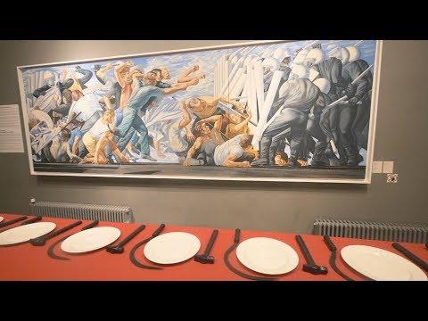 """Erarta"". The Largest Private Museum of Contemporary Art. St. Petersburg, Russia"