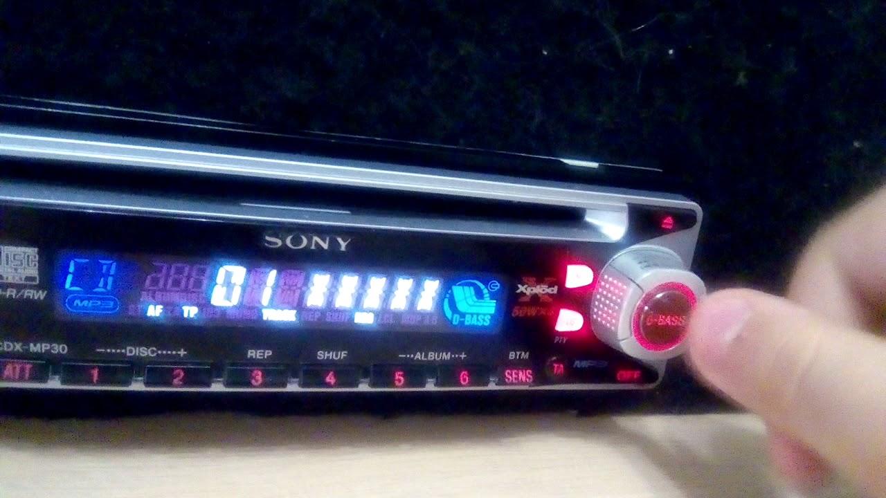 mp30 sony xplod cdx wiring diagram                     sony cdx mp30 youtube                      sony cdx mp30 youtube