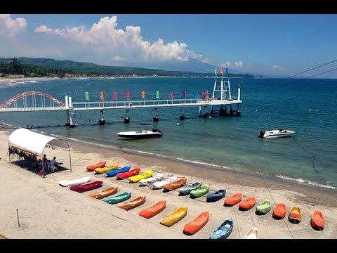 Island hopping, patok na adventure sa Morong Star Beach Resort and Hotel