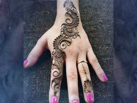 Simple Girly Mehendi Designs Beautiful Simple Henna Mehendi