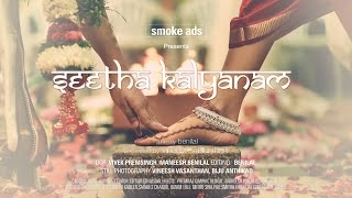 Cover images SEETHAKALYANAM    a two state wedding story from #smokeweddings
